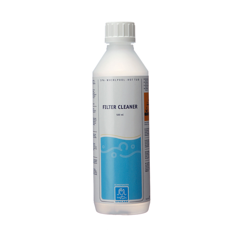 FILTER CLEANER 500ML SPA